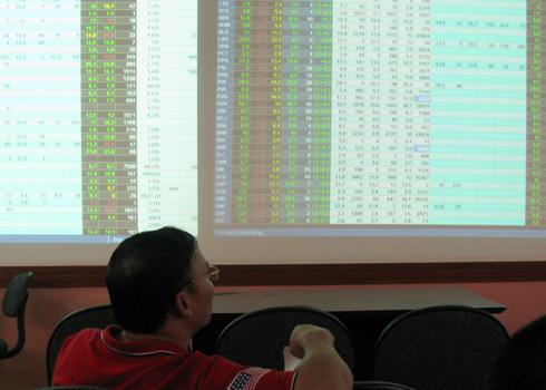 Blue-chip cứu Vn-Index trụ mốc 416 điểm